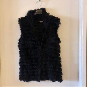 Nieman Marcus fur vest size L/XL